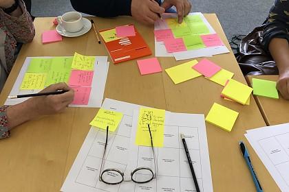 Tag 2: Interner Workshop