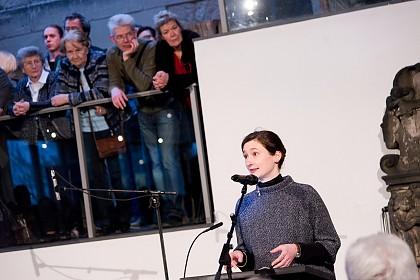 Einleitung der Kulturdezernentin der Stadt Kassel Susanne Völker