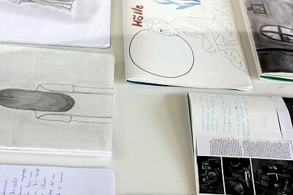 Texte und Bilder zu Todesmythen und -vorstellungen der Schüler*innen