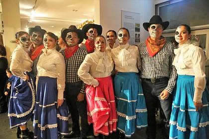 Folkloristische Tanzgruppe