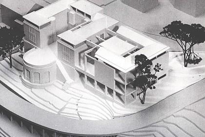 Modell von Wilhelm Kücker