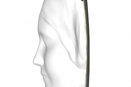 ... unsere Totenmaske der L'inconnue de la Seine